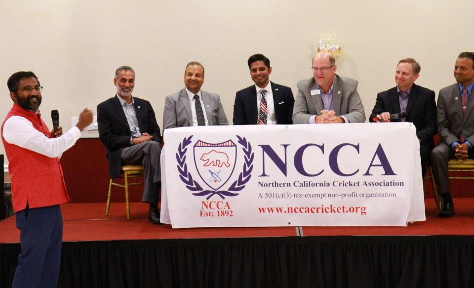 NCCA Organized Panel Discussion with City Leaders and USA Cricket