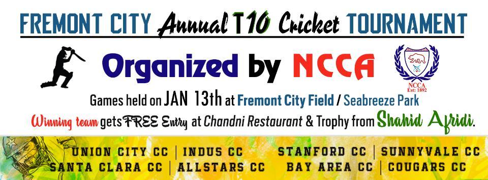 Northern California Cricket Association NCCA